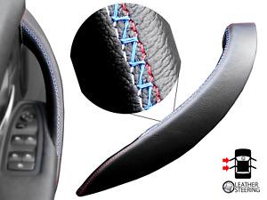 M/// Door Handle Cover BMW M3, 325, 335, 340 F30, F31 F3X Black Leather LEFT