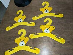 Build A Bear Clothes Lot Of 4 Hangers