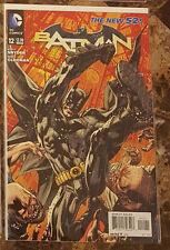 Batman #12 New 52 1:25 Variant NM DC Comics 2012