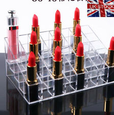 24 Grids Make up Cosmetic Lipstick Storage Display Rack Holder Organizer Box HA