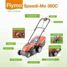 Rasenmäher elektrisch Flymo Speedi-Mo 360C