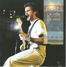 Juanes : La Vida Es Un Ratico En Vivo CD