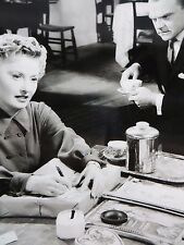 1956 These Wilder Years JAMES CAGNEY BARBARA STANWYCK Original Vtg Photo #508