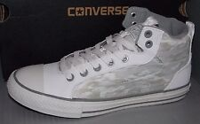 "Converse ""Chuck Taylor"" Ct Asylum Mid in colors White / Gray / White Junior 6"