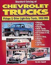 Standard Catalog of Chevrolet Trucks: Pickups and Other Light-Duty Trucks, 1918