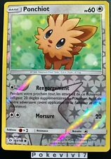 Carte Pokemon PONCHIOT 174//236 REVERSE Soleil et Lune 12 SL12 FR NEUF