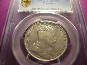 1904 Canada 50c