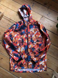 Nike Shield Ghost Flash Men's Running Jacket Reflective Camo Mens Size Medium