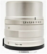 Contax Carl Zeiss Sonnar 90mm F/2.8 T* G mount AF Lens Excellent no. 7696909