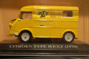 Altaya FDA Citroen Type H PTT Bureau Mobile - Ixo 1/43 cochesaescala