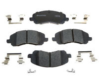 Disc Brake Pad Set Front Raybestos MGD1285CH