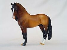 More details for collecta horse repainted to red dun by lele riedberg 💜