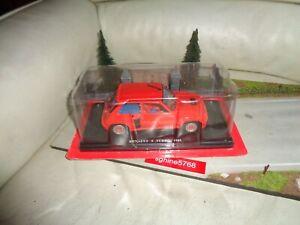 Ixo Kiosque 1/24 - Renault 5 Turbo 1982 / R5 - JLP