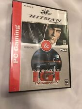 Project IGI: I'm Going In (PC, 2000) HITMAN Codename 47 NIB NEW Factory Sealed