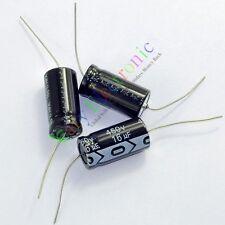 20x 450V 16uf 105C long lead Axial Electrolytic Polarized Capacitors fr tube amp
