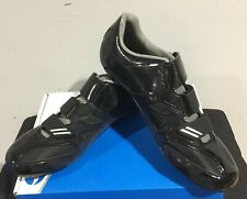 NEW GIANT PHASE ROAD BIKE CYCLING SHOES, BLACK/SILVER, EU:43