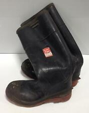 IRON AGE SIZE-7 PROTECTIVE BOOTS ANSI Z41PT83 / M I/75 C/75