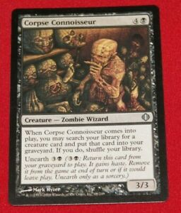 Magic The Gathering Corpse Connoisseur Shards of Alara Used
