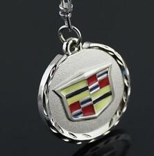 LG54 For Cadillac Car Keyring Chain Car Logo Titanium Keyring Keychain Key Chain