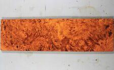 8087 Inlay wood 5A Burma Rosewood Hardwood Burl Box Making marquetry veneer