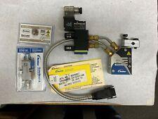Nordson Surebead A04 T adhesive applicator w/nozzle & solenoid P/N 8525057
