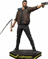 "Dark Horse Deluxe Cyberpunk 2077 - Male V Protagonist 9.5"" Figure Statue USA"