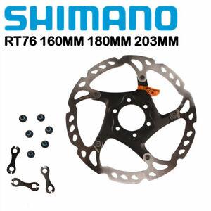lundeng OEM SHIMANOXT SM-RT86 Brake Rotor for Mountain Bike 6-Bolt 160mm//180mm//203mm