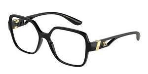 NEW Dolce & Gabbana 5065 Eyeglasses 501 Black 100% AUTHENTIC
