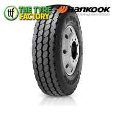2x Hankook Am06 295/80r22.5 152/148k Truck & Bus Tyres