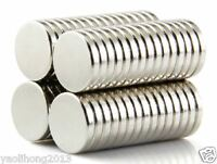 50PCS N52 Super Strong Round Disc Magnets 12mm X 2mm Rare Earth Neodymium magnet