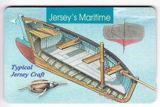 EUROPE  TELECARTE / PHONECARD .. ILE JERSEY 2£ GPT 59JERA BATEAU BOAT SHIP