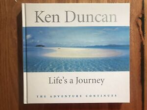 Life's a Journey by Ken Duncan Hard Cover