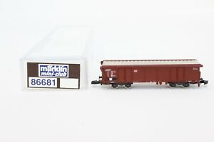 Z Scale Marklin 86681 DB AG Type Tams 886 Retractable Roof Gondola