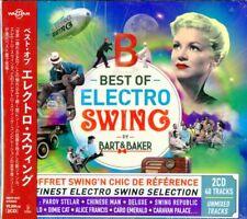 V.A.-BEST OF ELECTRO SWING-JAPAN 2 CD E91