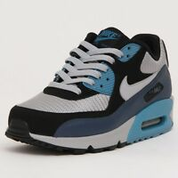 MENS NIKE AIR MAX 90 ESSENTIALS RUNNING SHOES TRAINERS  537384 414