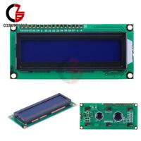 screen ARDUINO Ecran LCD VERT JAUNE afficheur module 1602 16x02 I2C HD44780