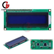 IIC/I2C/TWI/SPI Interface Board +1602 16x2 LCD Character Display Module HD44780