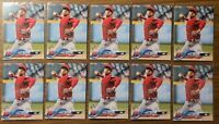 2018 Topps Update 10x Card Lot Shohei OHTANI Rookie RC #US1 Los Angeles Angels