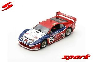 S7740 Spark: 1/43 Nissan 300 ZX #75 1st in IMSA GTS 5th Place 24HR Le Mans 1994