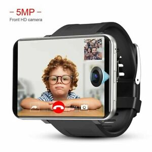 Lemfo LEMT 4G Smart Watch Android 7.1 2700mah with 5MP camera 480*640 Resolution
