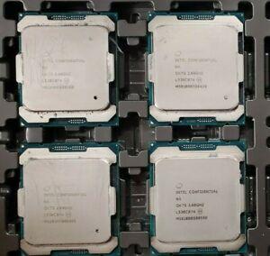 Intel Xeon E5-2697 v4 18-Core 2.3GHz confidential QK7S version