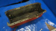High Capacity Aluminum Oil Pan, it may be a Jet Boat Custom