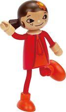 Hape Modern Family Mom Doll Wooden E3506 for Doll House Free USA Ship
