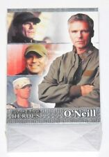 . Stargate Heroes Complete 90 card base set by Rittenhouse in 2009
