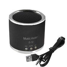 Portable Speaker FM Radio Music Player Support SD TF Card Subwoofer LoudSpeaker
