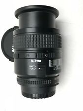Nikon 60mm F2.8 AF D Macro FX Lente