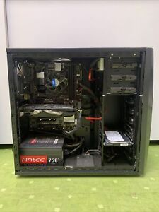 Antec Gaming Tower Intel i7-4770 @3.40GHz 240GB SSD + 1TB HDD 16GB RAM
