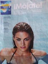 publicité espagnole - tampons TAMPAX PEARL    de   2013  N° 4287