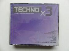 CD TECHNO X3 ATB COSMIC GATE DIAL M  MOGWAI LAC TERRA SVENSON SIGNUM CARLVADER