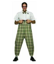 Rasta Imposta Adult Mens Nerd Dork Geek Halloween Party Costume
